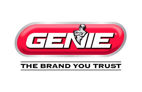 we serve Genie garage door opener