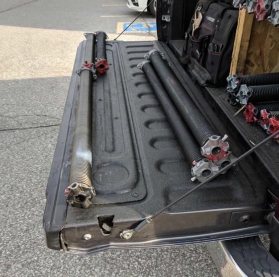Common Garage Door Replacement Parts