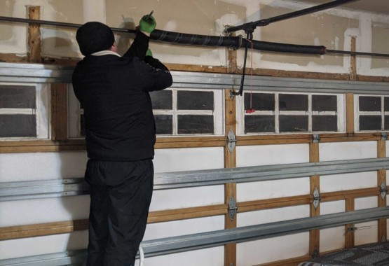 Garage Door Maintenance in Brampton
