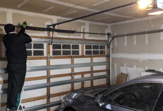 Garage Door Maintenance in Newmarket