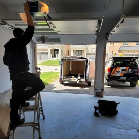 Common Garage Door Installation Issues